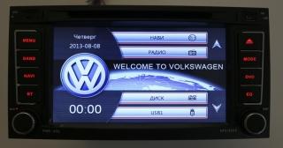 Автомагнитола NaviFly volkswagen touareg до 2010