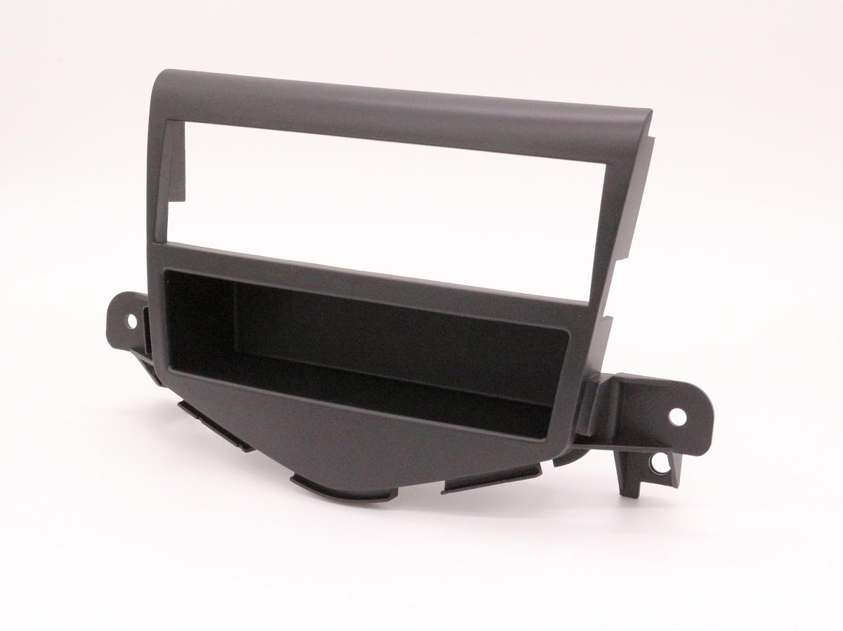 Переходная рамка Chevrolet Cruze 2009+ 1Din черная