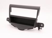 Переходная рамка для Chevrolet Cruze 2009+ 1Din черная
