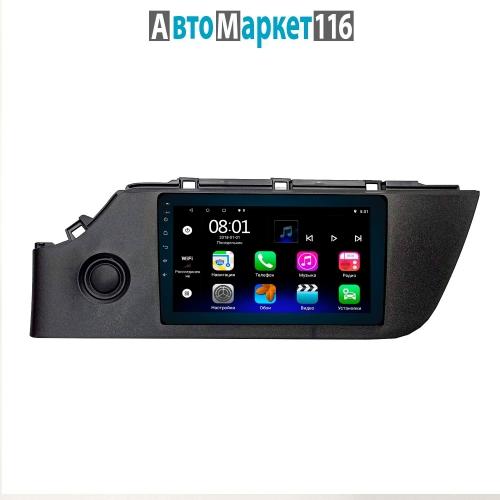 Штатная магнитола Kia Rio 2020+ NaviFly Android 9 16/1gb