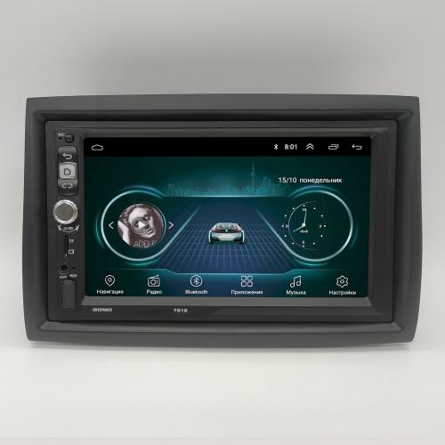 Штатная магнитола Fiat Ducato 2006+, Peugeot Boxer 2006+, Citroen Jumper 2006+ NaviFly Android 8 16/1Gb