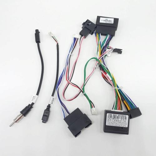 Кабель для планшетной магнитолы Ford Focus 3, Eco Sport, Kuga CAN-BUS