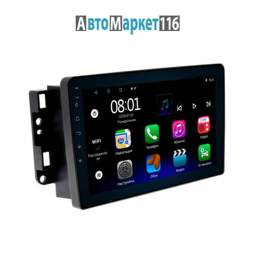 Штатная магнитола Chevrolet Aveo 2012-, Captiva, Epica, Lova NewStar Android 16/1gb