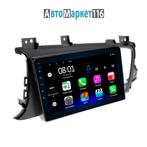Автомагнитола NaviFly Kia Optima K5 2010-2013 Android (9-дюймов)