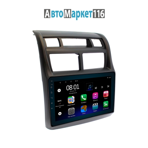 Автомагнитола Kia Sportage 2 (2004-2010) NewStar Android (9-дюймов)