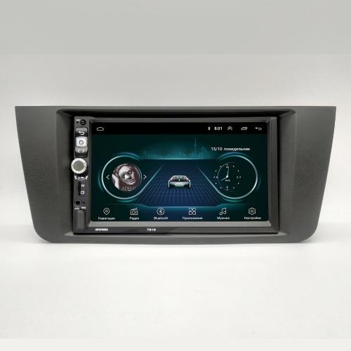 Штатная магнитола Geely Emgrand X7 NaviFly Android 8 16/1Gb