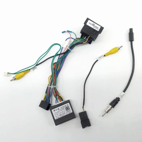 Кабель для планшетной магнитолы Geely Atlus CAN-BUS