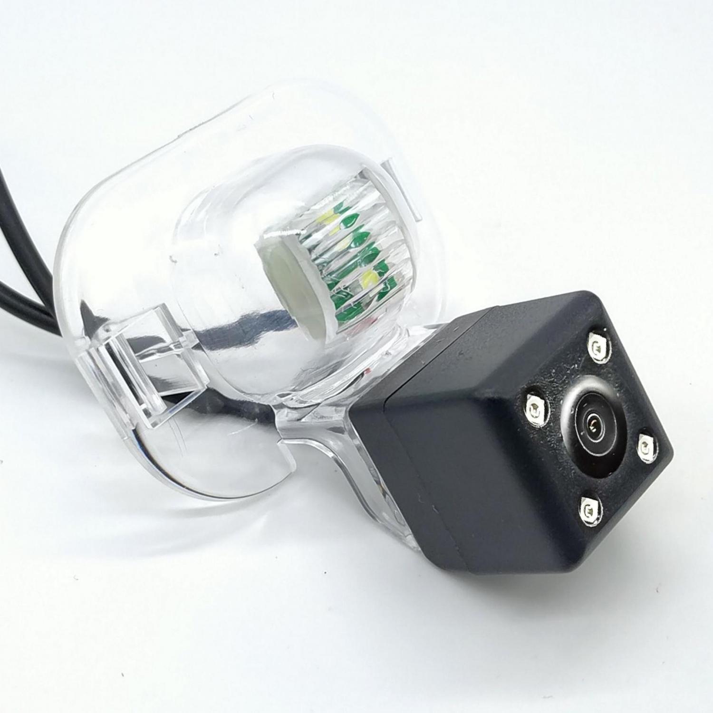 Камера заднего вида Hyundai Solaris