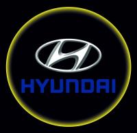 Проектор с логотипом Hyundai