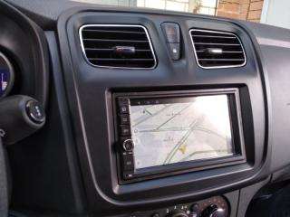 Переходная рамка Renault Logan 2, Sandero