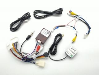 Штатная магнитола Toyota Prado 120 2002-2009 Android 9 32/2gb