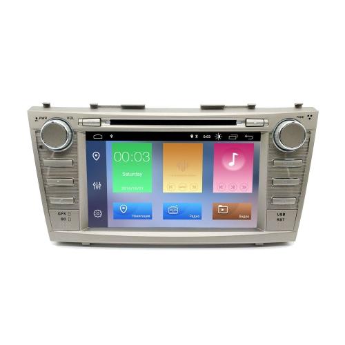 Штатная магнитола Toyota Camry 2006-2011 NaviFly Android 9 16/1gb DSP