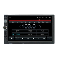 Автомагнитола NaviFly 2din MTK8227 Android 8 с GPS