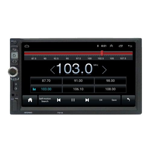 Автомагнитола 2din Android с GPS NaviFly