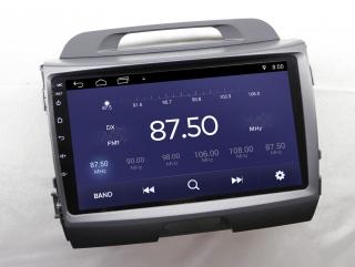 Штатная магнитола Kia Sportage 2010+ NewStar Android 8