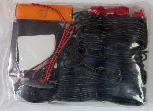 Парктроник VP-200 красный