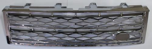 Решетка радиатора Geely Emgrand X7 (хром)
