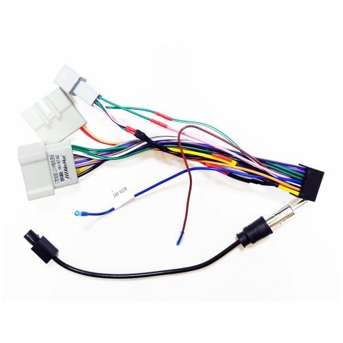 Кабель для планшетной магнитолы Lada Xray