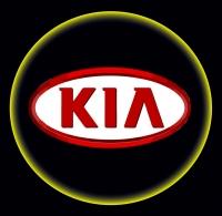 Проектор с логотипом KIA