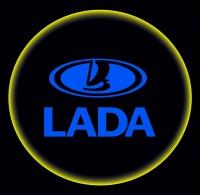 Проектор с логотипом ВАЗ