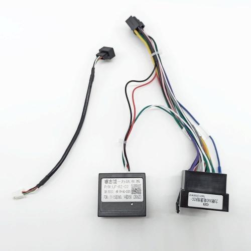 Кабель для планшетной магнитолы Lifan X60 - CAN-BUS