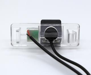 Камера заднего вида Nissan Qashqai