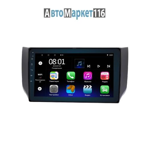 Автомагнитола Nissan Sentra, Tiida, Bluebird Sylphy 2014+ NaviFly Android 8 16/1gb