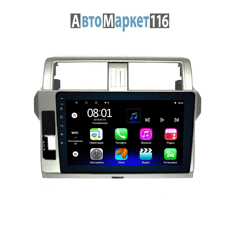 Штатная магнитола Toyota Prado 150 2014+ NewStar Android 7 16/1gb