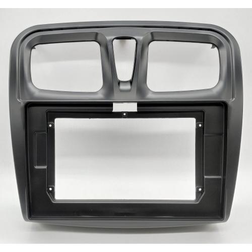 Переходная рамка Renault Logan 2, Stepway (10-дюймов)