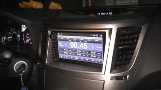 Штатная магнитола Subaru Legacy, Outback NaviFly Android 7