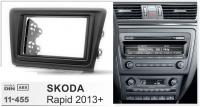Переходная рамка для Skoda Rapid 2013+