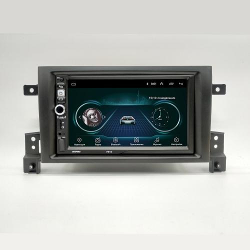 Штатная магнитола Suzuki Grand Vitara 2005-2015 NaviFly Android 8 16/1Gb