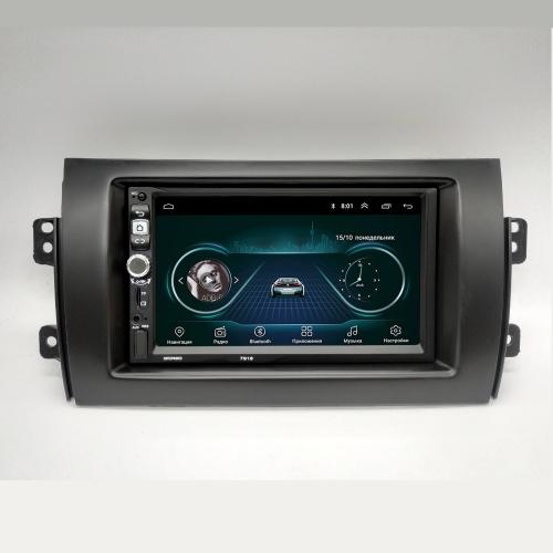 Штатная магнитола Suzuki SX4 NaviFly Android 8 16/1Gb