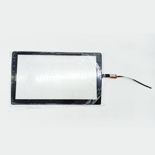 Тачскрин емкостной для автомагнитолы 10 дюймов (с сенсорными кнопками)