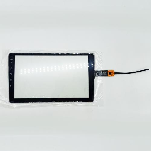 Тачскрин емкостной для автомагнитолы 9 дюймов (с сенсорными кнопками)