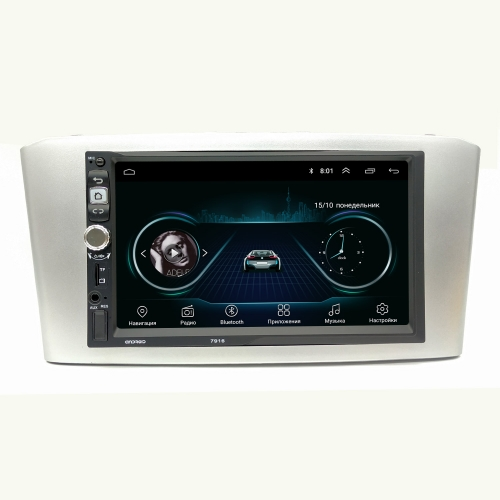 Штатная магнитола Toyota Avensis NaviFly Android 8 16/1Gb