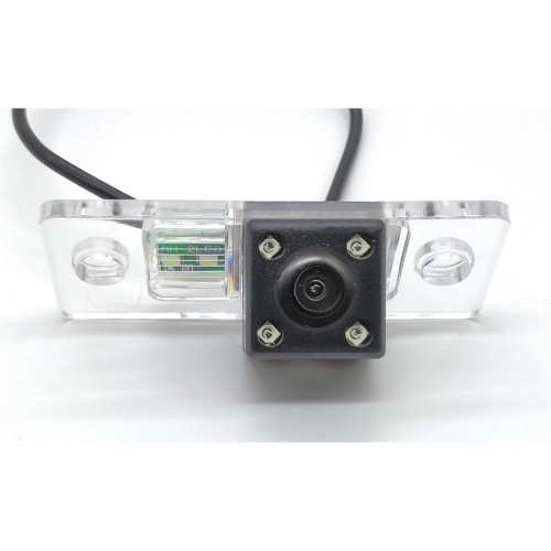 Камера заднего вида Skoda Octavia A7 LED