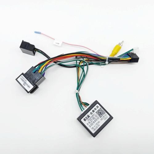 Кабель для планшетной магнитолы Zotye T600 - CAN-BUS